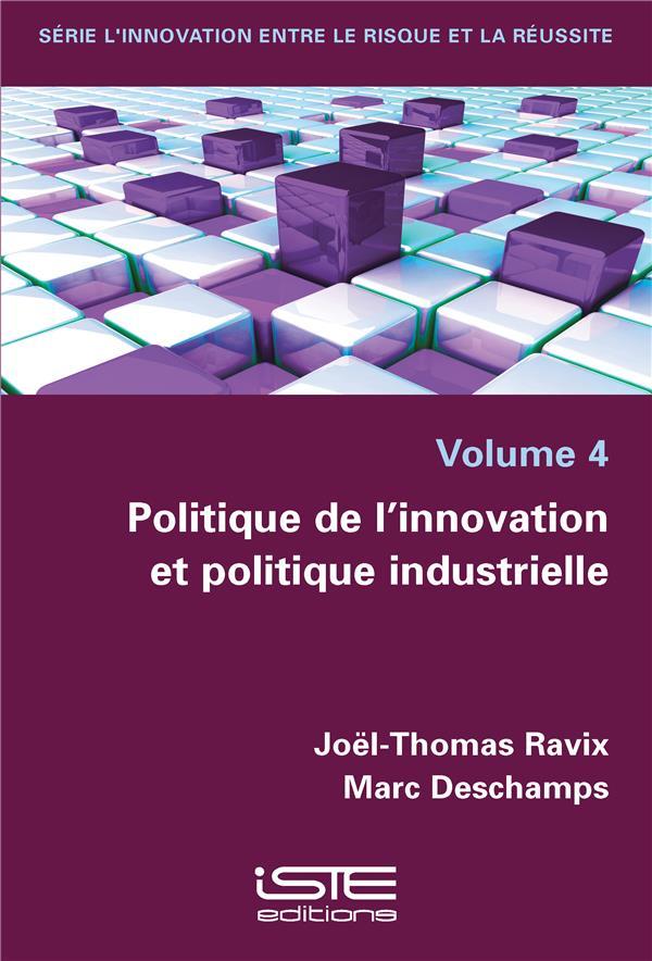 Politique de l'innovation et politique industrielle