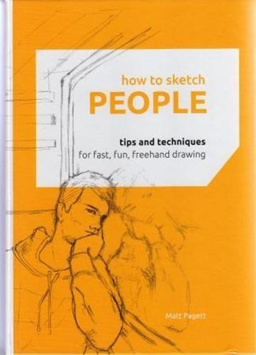 How to sketch: people /anglais