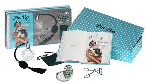 Pin Up, Secrets De Beaute ; Coffret