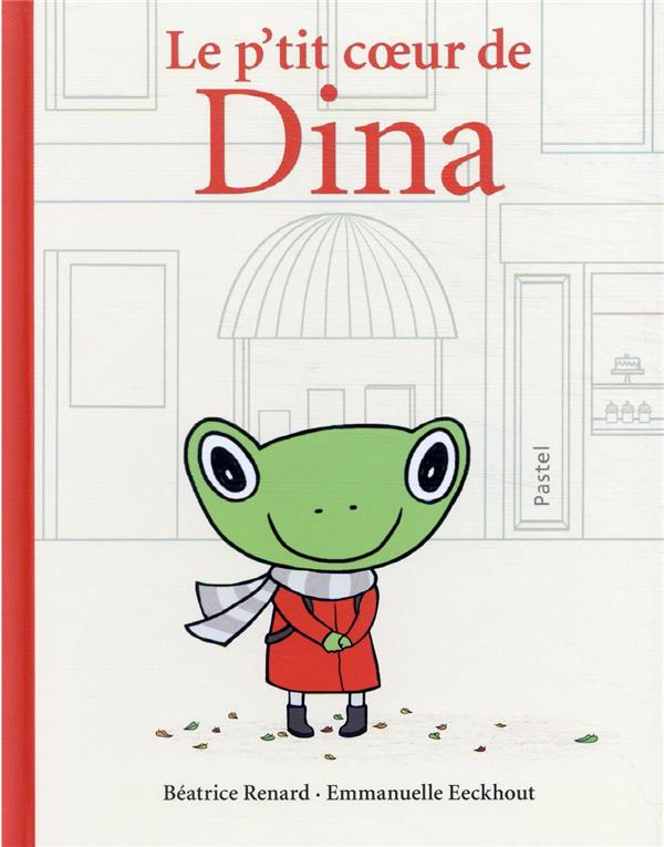Le p'tit coeur de Dina