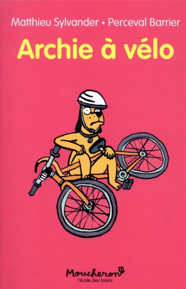 Archie à vélo