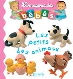 Vente Livre Numérique : Les petits des animaux - interactif  - Nathalie Bélineau - Émilie Beaumont