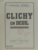 Clichy en deuil