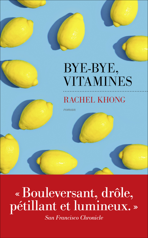 Bye-bye, vitamines