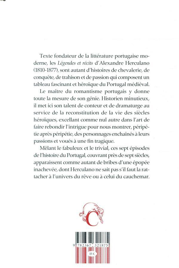 Légendes et récits du Portugal