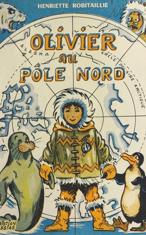 Olivier au Pôle Nord