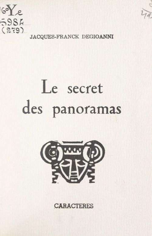 Le secret des panoramas