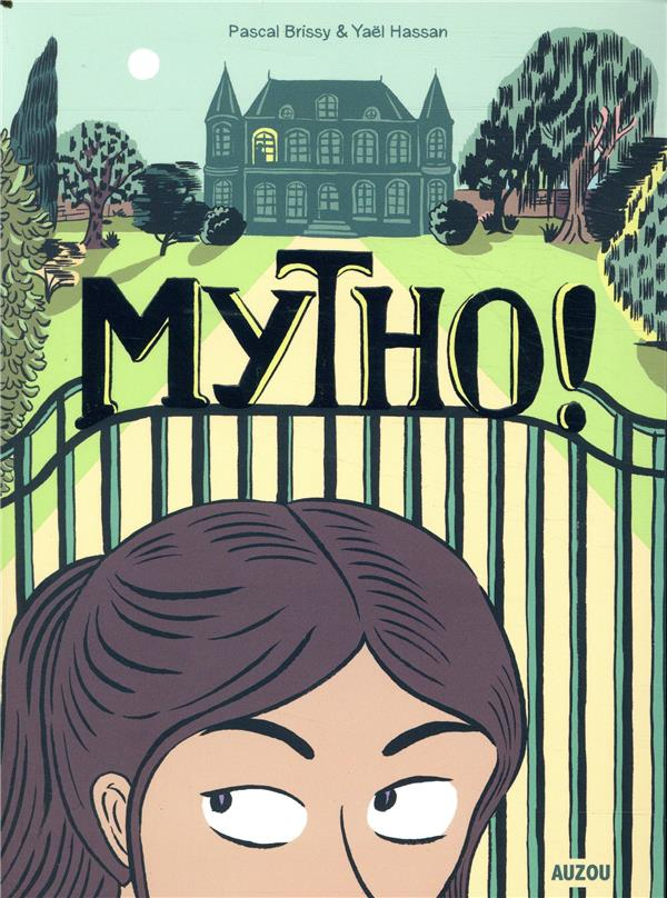 MYTHO ! PASCAL BRISSY/YAEL H