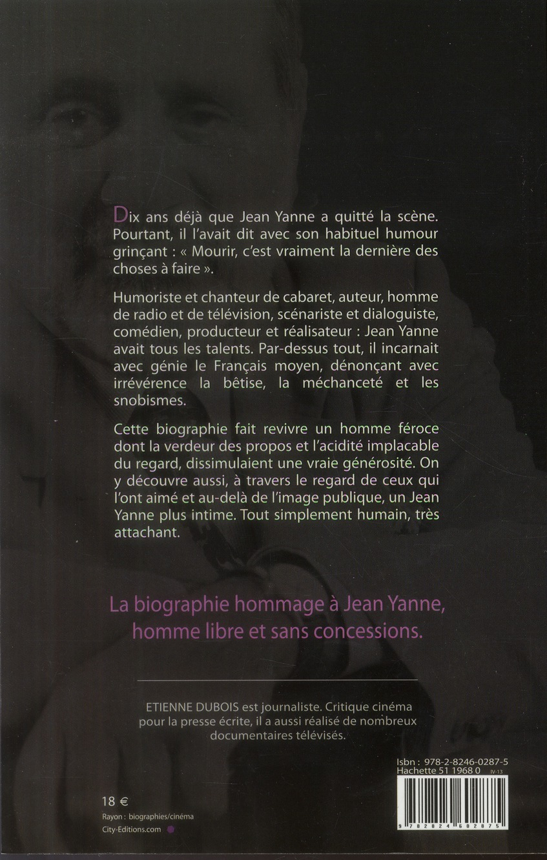 Jean Yanne, l'esprit libre