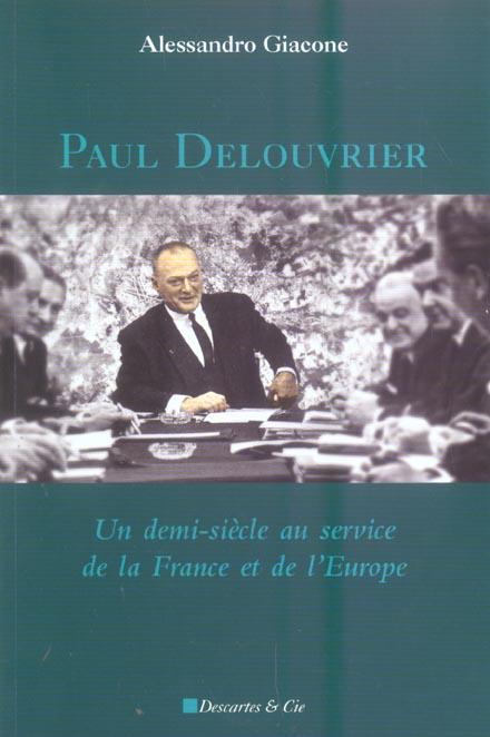 paul delouvrier