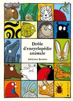 Couverture de Drole D'Encyclopedie