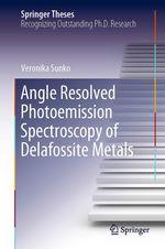 Angle Resolved Photoemission Spectroscopy of Delafossite Metals  - Veronika Sunko