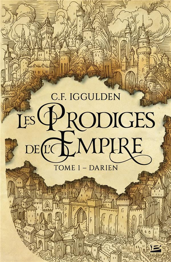 Les prodiges de l'Empire T.1 ; Darien