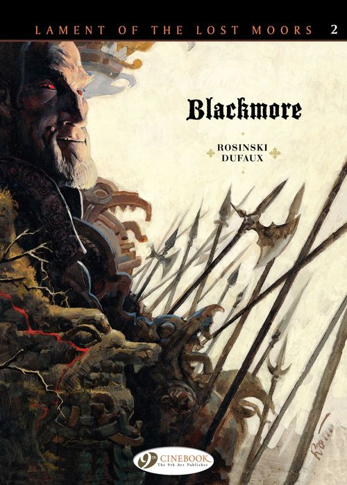 Lament of the lost moors T.2 ; Blackmore