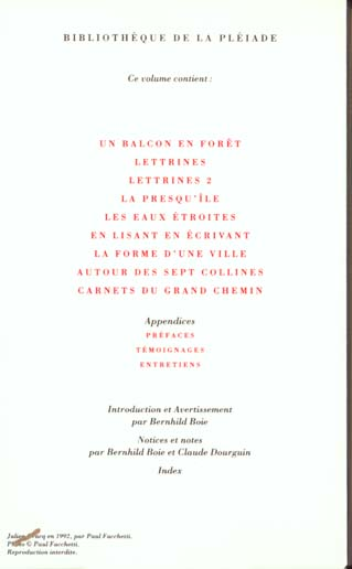 Oeuvres complètes ; t.2