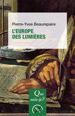Vente EBooks : L'Europe des Lumières  - Pierre-Yves Beaurepaire
