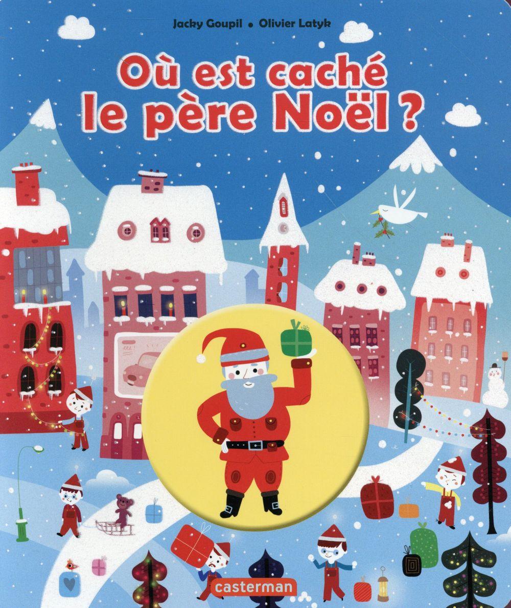 Ou est caché le Père Noël ?
