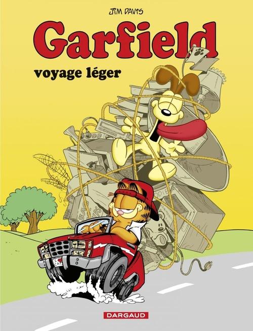 Garfield T.67 ; Garfield voyage léger