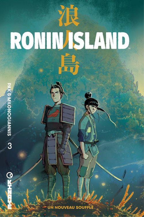 Ronin Island - Tome 3 - Un nouveau souffle