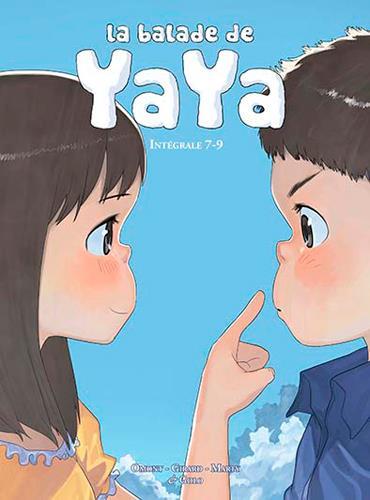 La balade de Yaya ; INTEGRALE VOL.3 ; T.7 A T.9