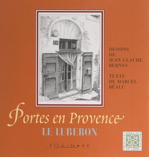 Portes en Provence : le Lubéron