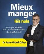 Vente Livre Numérique : Mieux Manger pour les Nuls  - Jean-Michel COHEN
