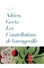 Vente Livre Numérique : Les Constellations de Varengeville  - Adrien Goetz