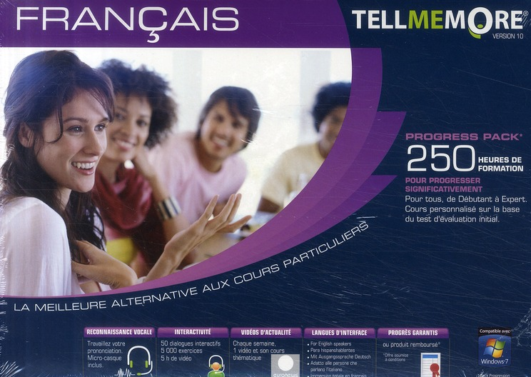 Tell Me More; Francais ; 100 Heures De Formation