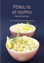 Vente EBooks : Petit livre de - Pâtes, riz et risottos  - Maya BARAKAT-NUQ
