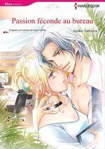 Vente Livre Numérique : Passion féconde au bureau  - Kate Hardy - Junko Tamura