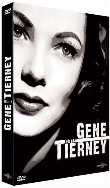 Gene Tierney - Coffret