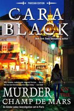 Vente Livre Numérique : Murder on the Champ de Mars  - Cara Black