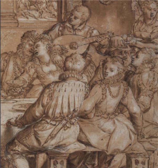 Dutch & flemish drawing