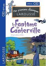 Vente Livre Numérique : Le fantôme de Canterville d'après Oscar Wilde - CE2  - Catherine Mory - Simon Roginski