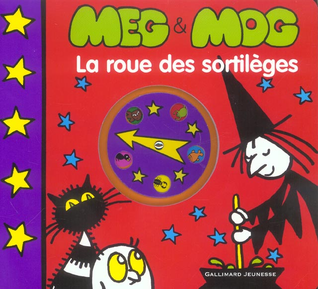 Meg Et Mog ; La Roue Des Sortileges