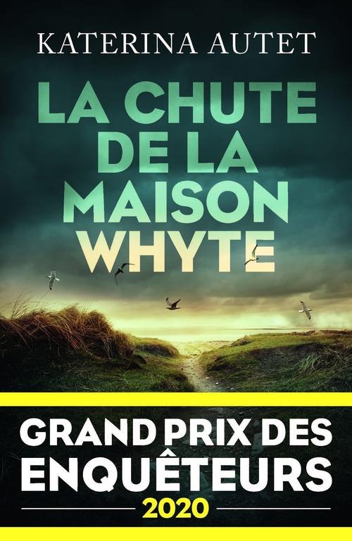 Vente Livre Numérique : La Chute de la maison Whyte - Grand Prix des Enquêteurs 2020  - Katerina Autet