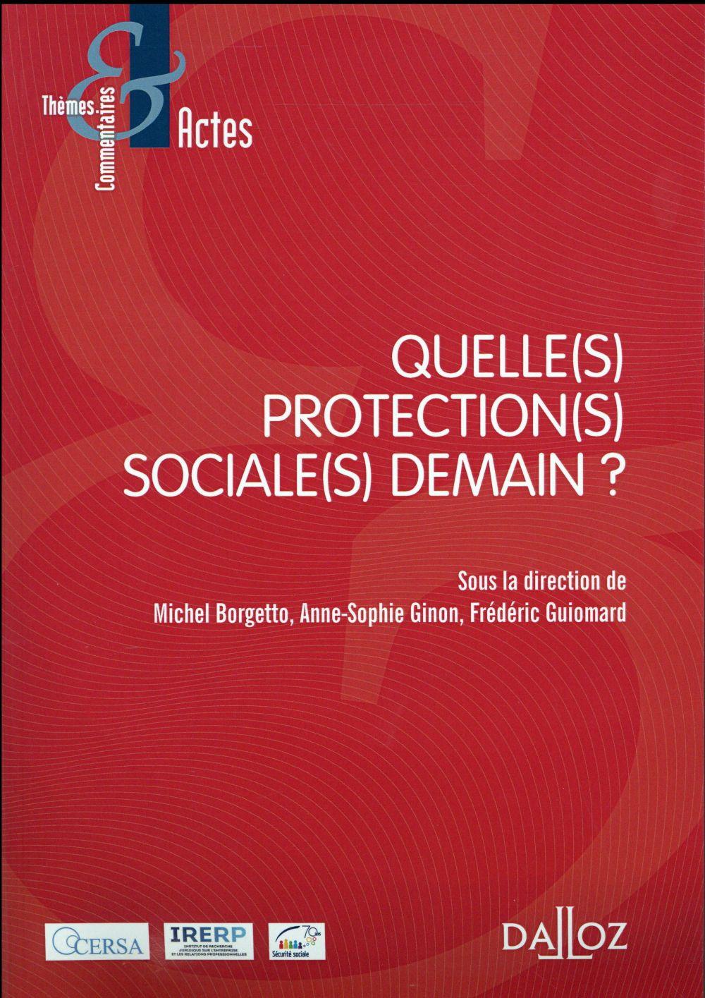 quelle protection sociale pour demain ?