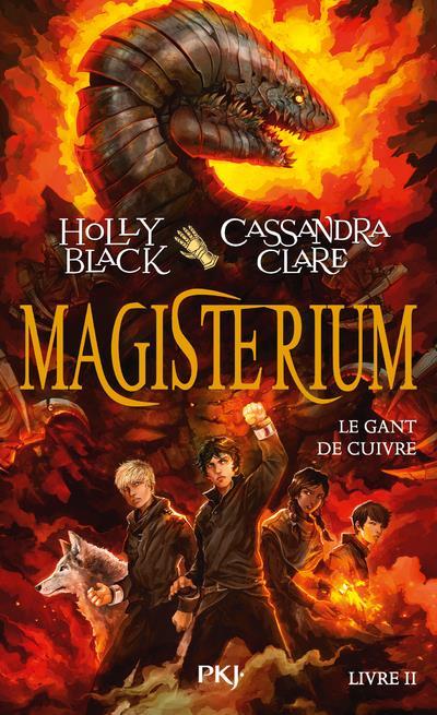 Magisterium T.2 ; Le Gant De Cuivre