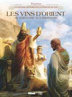 Vente Livre Numérique : Vinifera - Les Vins d'Orient, de Babylone aux pharaons  - Corbeyran - Bianchini