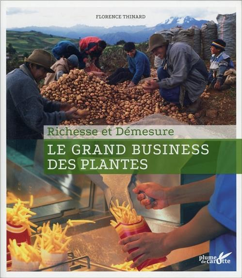 Le grand business des plantes