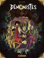 Vente Livre Numérique : Démonistes T.1 ; Vlad  - Olivier GAY - Geyser