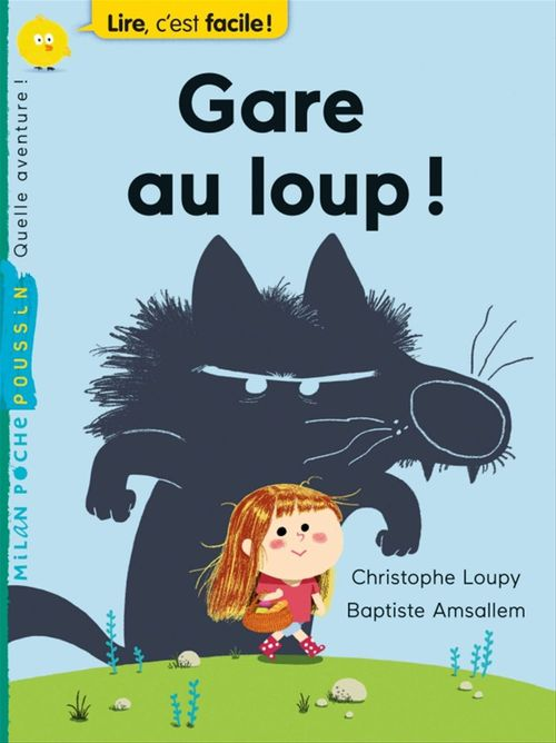 Vente EBooks : Gare au loup !  - Christophe Loupy