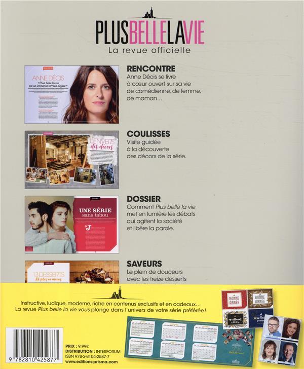 Plus belle la vie - la revue officielle n.1