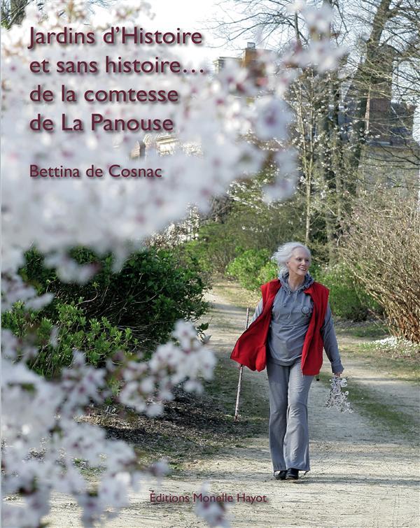 Jardins d'histoire et sans histoire - comtesse de la panouse