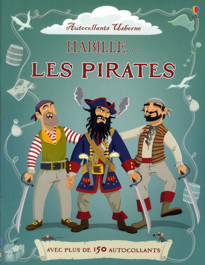 Habille...; Les Pirates