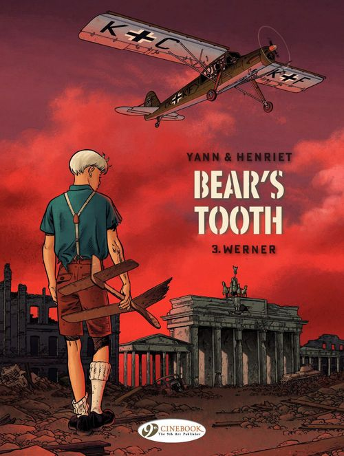 bear's tooth t.3 ; Werner