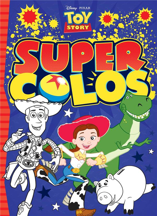 Super colo ; Toy Story 4