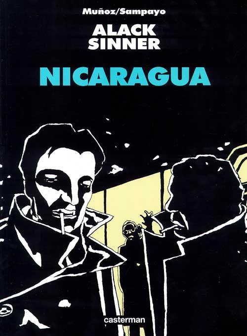 Alack Sinner t.6 ; Nicaragua