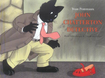 John Chatterton Detective