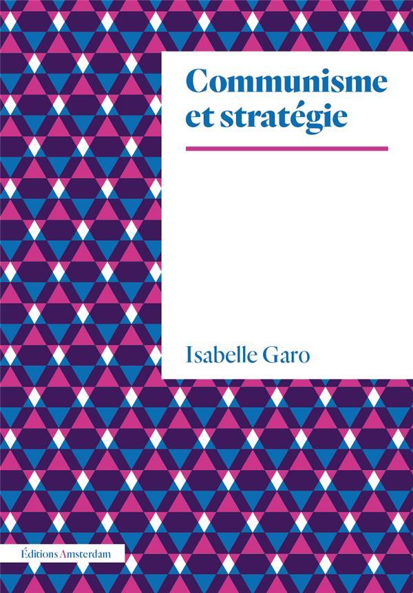 communisme et stratégie